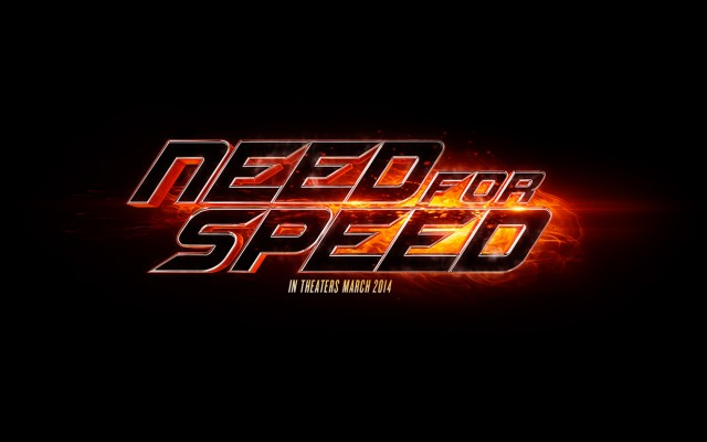Need for Speed - Title Art