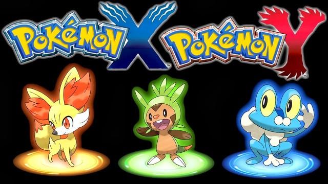 Pokemon - Starters