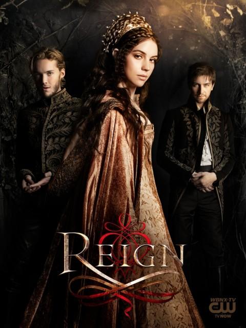 Reign - TV Logo