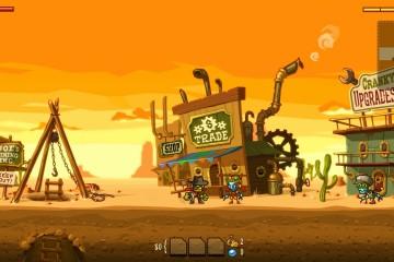 SteamWorld Dig - Gameplay 2
