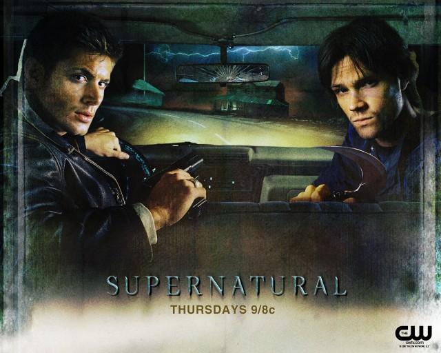 Supernatural - TV Logo