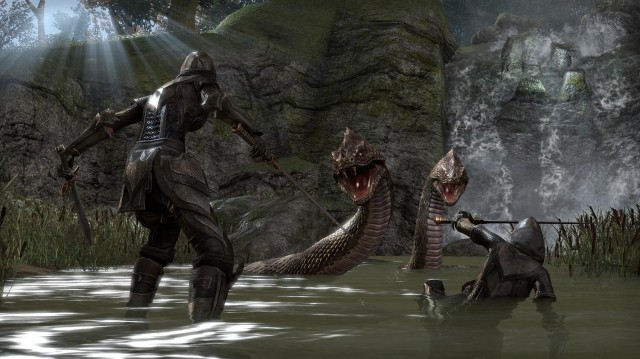 The Elder Scrolls Online - Promo Art 3