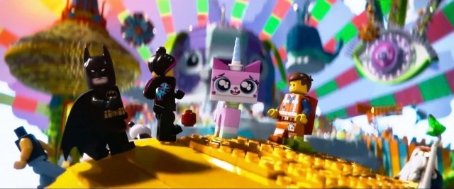 The LEGO Movie - Footage 3