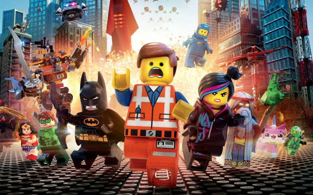 The LEGO Movie - Poster Art