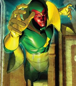 The Vision - Comics