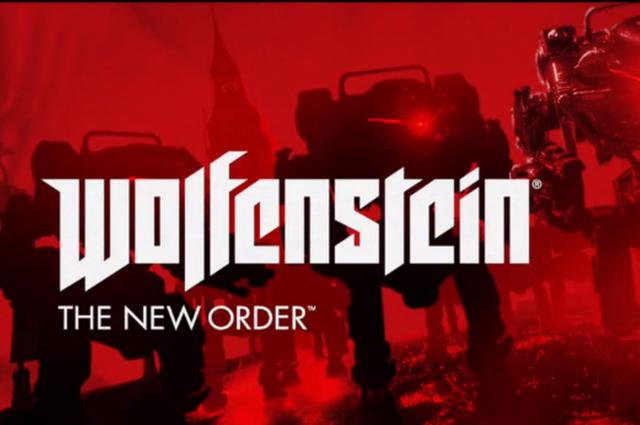 Wolfenstein- The New Order - Promo ARt