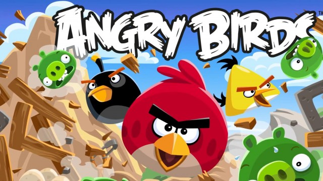 Angry Birds - Promo Art