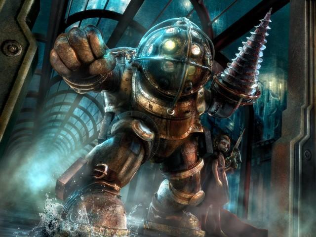 BioShock - Title Art