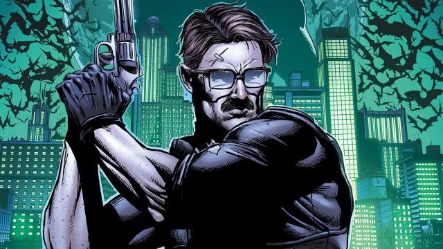 DC Comics - Commissioner Gordon