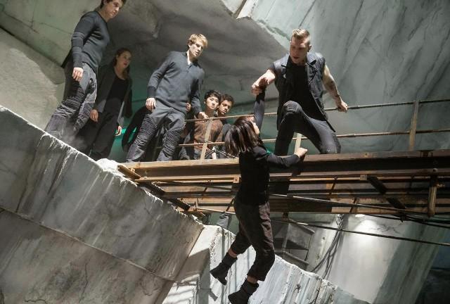 Divergent - Footage 7