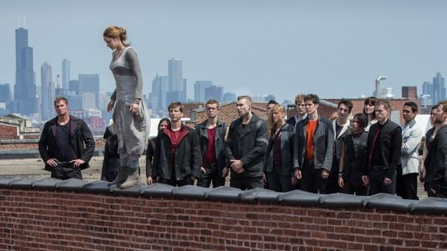 Divergent - Footage 8