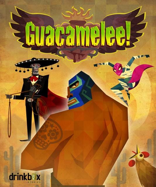 Guacamelee! - Promo Art