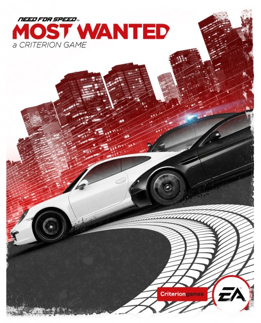 Need for Speed- Most Wanted - Title Art