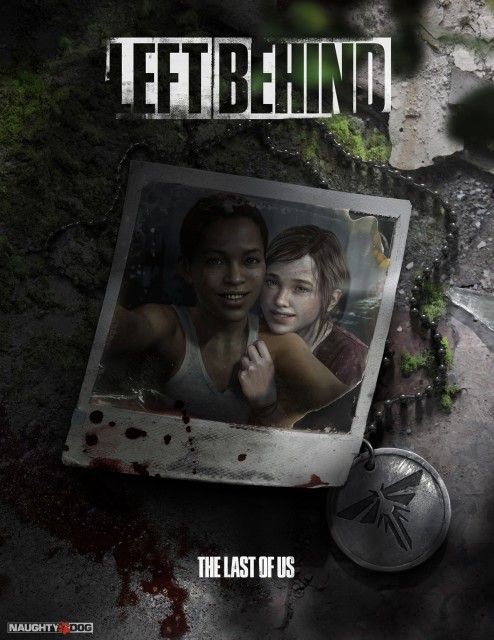 The Last of Us- Left Behind - Promo Art