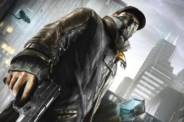 Watch Dogs - Promo Art