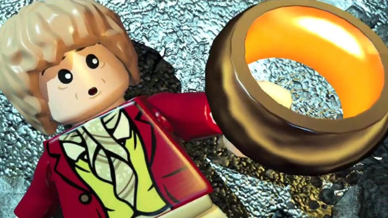 LEGO The Hobbit - Gameplay 2