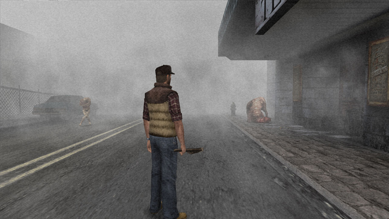 Silent Hill Origins Shattered Memories Coming To Ps Vita