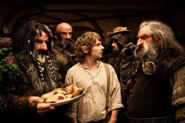The Hobbit - Footage 1
