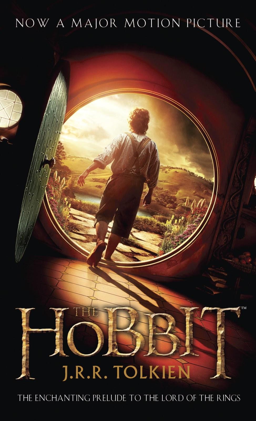 The Hobbit - Novel Cover
