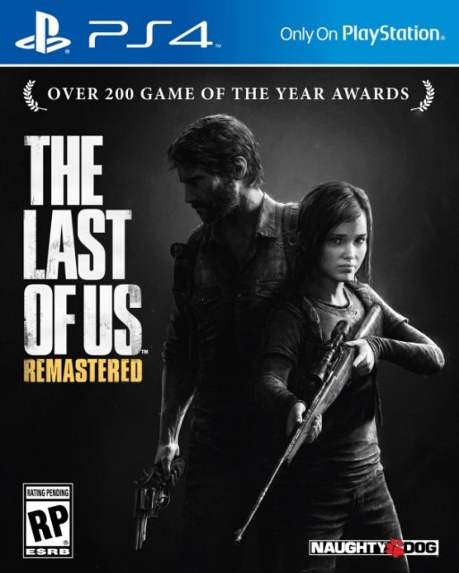 The Last of Us- Remeastered - Box Art