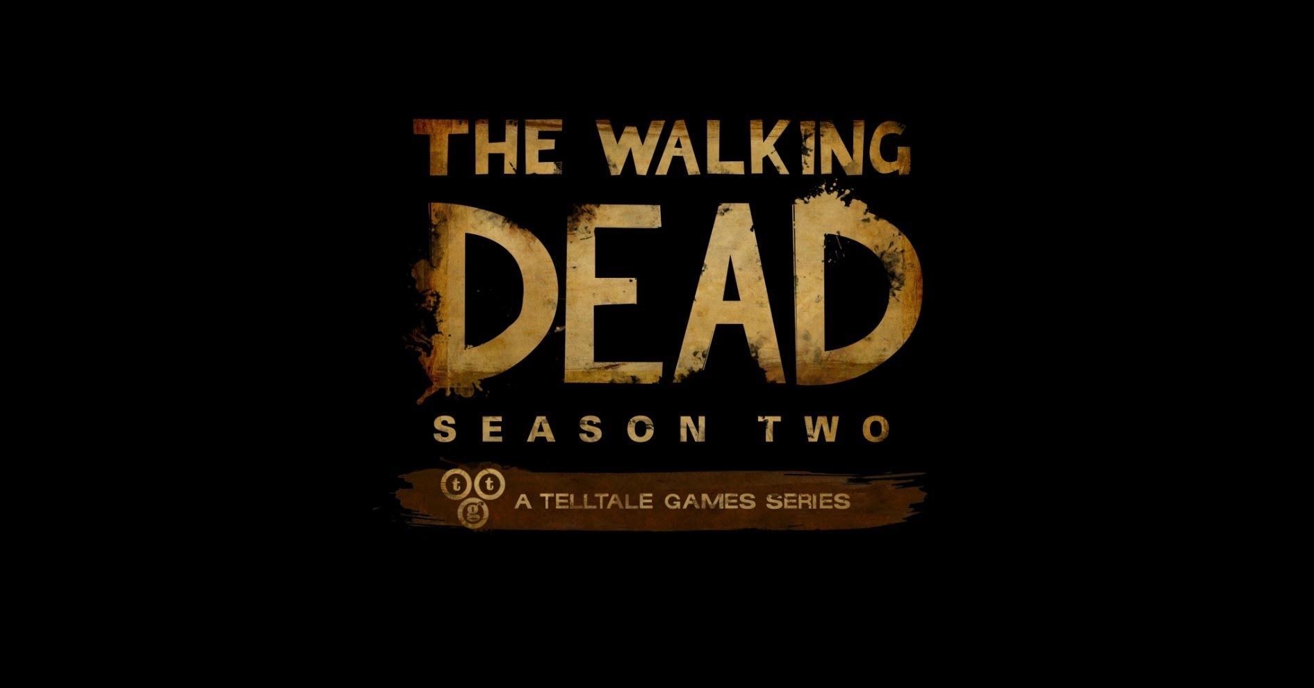 The Walking Dead- Season Two - Promo Art