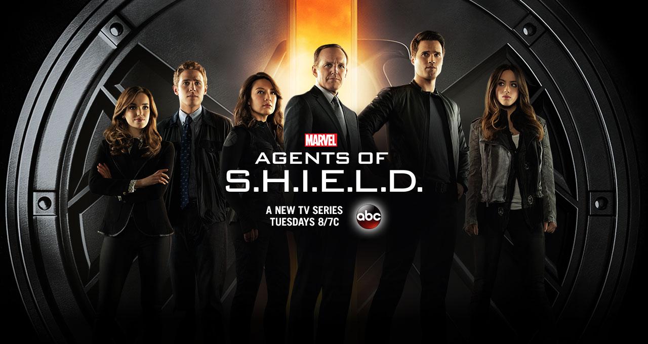 Agents of S.H.I.E.L.D. - Promo Art