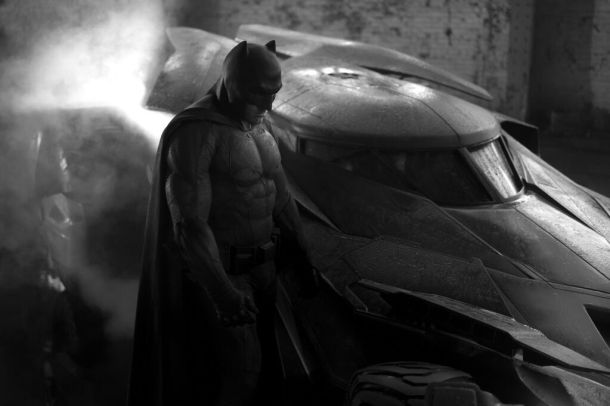 Batman, Batmobile - Man of Steel 2