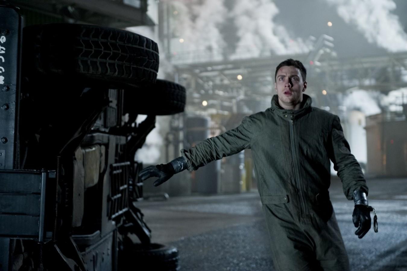 Godzilla - Footage 1
