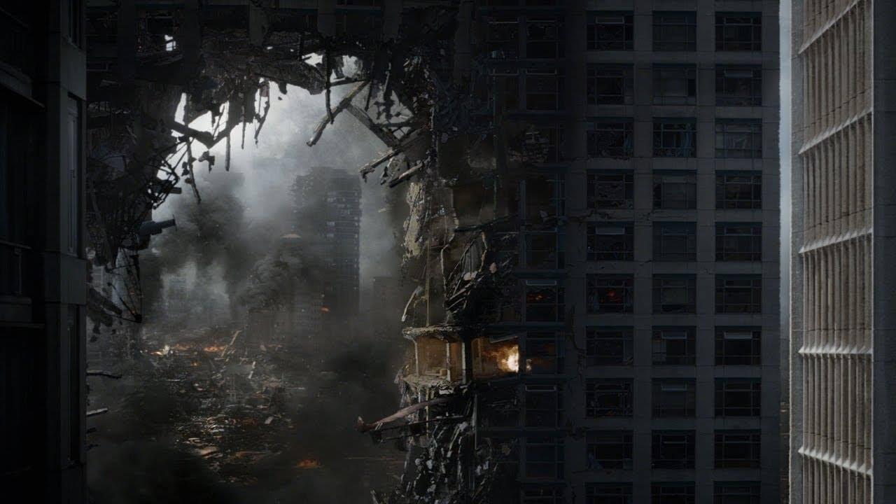 Godzilla - Footage 8