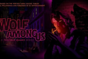 The Wolf Among Us - Promo Art