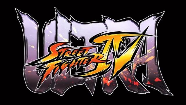 Ultra Street Fighter IV - Logo