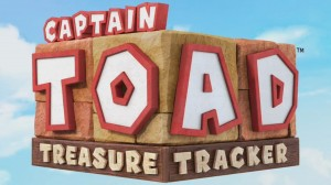 Captain Toad- Treasure Tracker Logo
