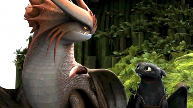 HTTYD2 - Footage 4