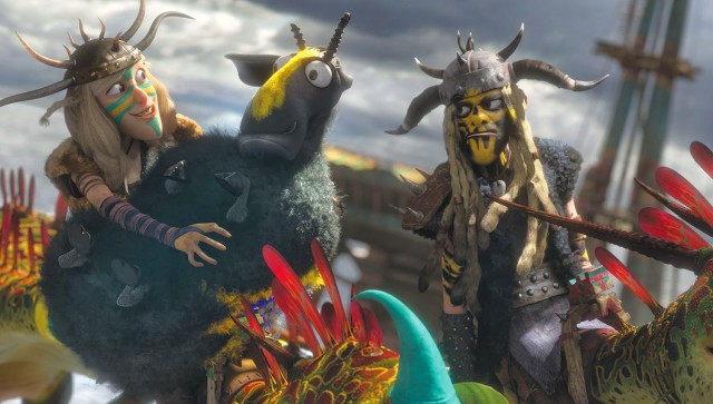 HTTYD2 - Footage 5