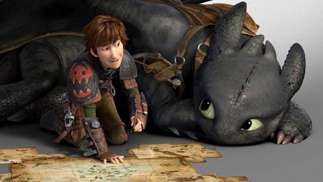 HTTYD2 - Footage 6