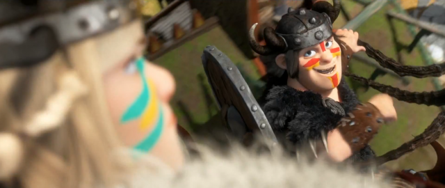 HTTYD2 - Footage 8