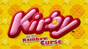 Kirby and the Rainbow Curse - Logo