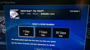 PlayStation Now - Closed Beta