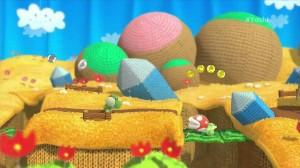 Yoshi's Woolly World - Gameplay