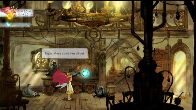Child of Light - Gameplay 2