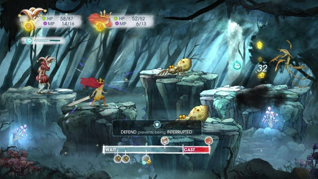 Child of Light - Gameplay 4
