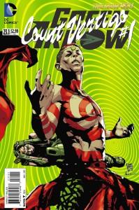 Count Vertigo - Comics
