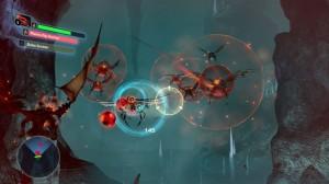 Crimson Dragon - Gameplay