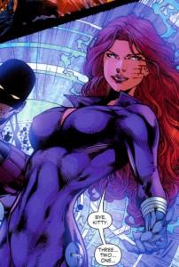 DC Comics - Plastique