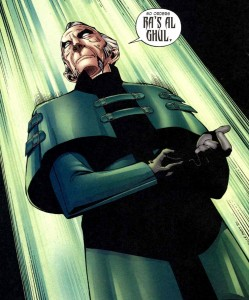 DC Comics- Ra's Al Ghul