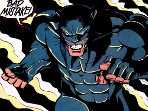 DC Comics - Wildcat