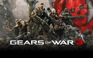 Gears of War 3 - Promo Art
