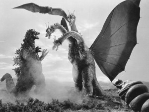 Godzilla - Archive Footage