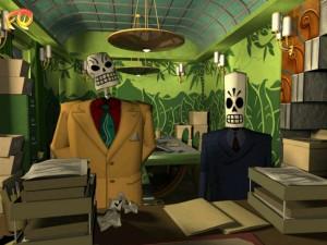 Grim Fandango - Gameplay 1