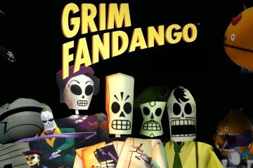 Grim Fandango - Promo Art